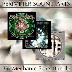 Perimeter Sound Bio-Mechanic Beats Triple Bundle
