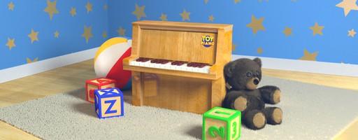 Pianteq Toy Piano