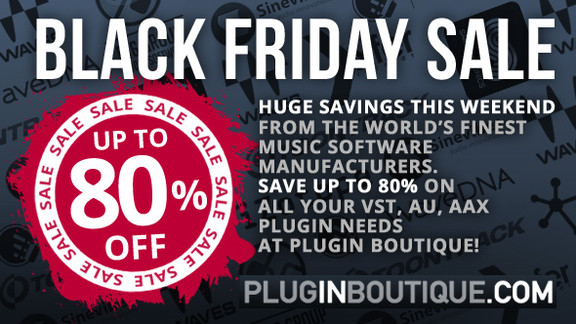 Plugin Boutique Black Friday Sale