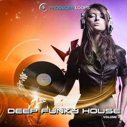 Producer Loops Deep Funky House Vol 4