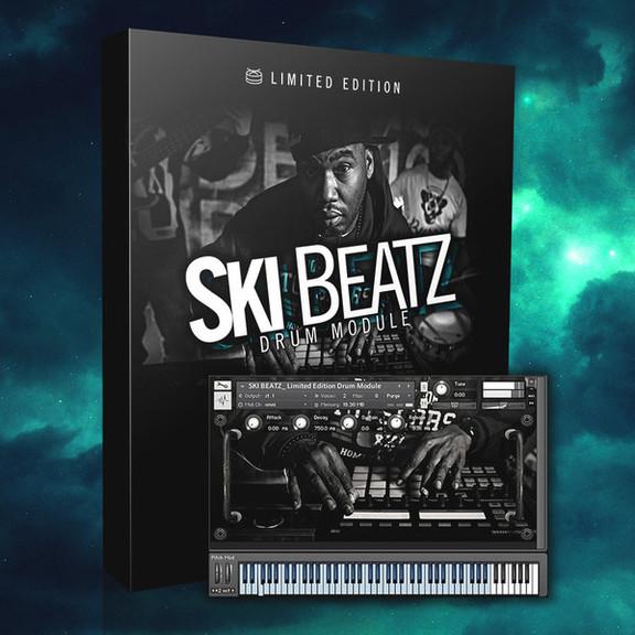 Ski Beatz Drum Module Limited Edition