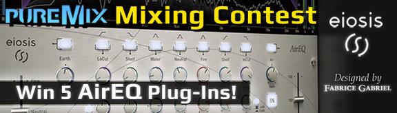 pureMix Mixing Contest