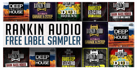 Rankin Audio Label Sampler