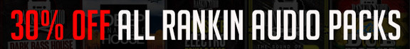 30% off Rankin Audio
