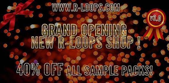 R-Loops Opening Sale
