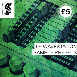 Samplephonics 66 Wavestation Sample Presets