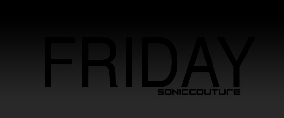 Soniccouture Black Friday Sale
