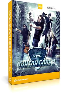 Toontrack Metal Guitar Gods 2