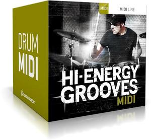 Toontrack Hi-Energy Grooves