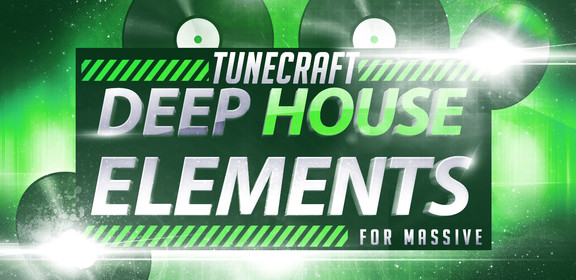 Tunecraft Deep House Elements Vol. 2