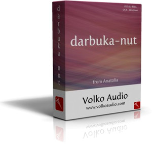 Volko Audio Darbuka-Nut