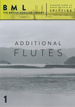 Spitfire BML Additional Flutes