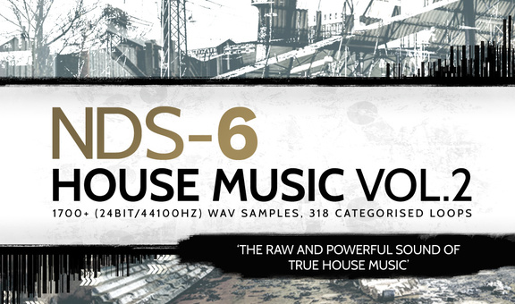 No Dough NDS-6 House Music Vol 2