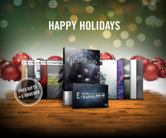 Native Instruments Happy Holidays