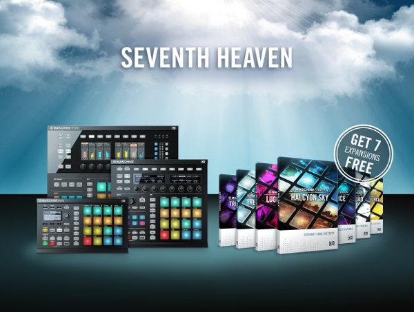 Native Instruments Seventh Heaven