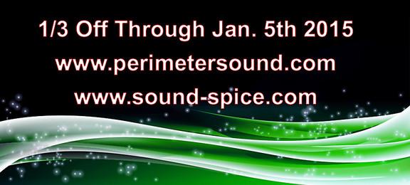 SoundSpice / Perimeter Sound sale