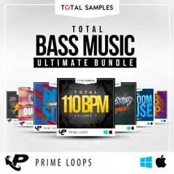 Total Bass Music Ultimate Bundle