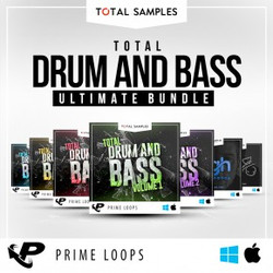 Total Drum and Bass Ultimate Bundle