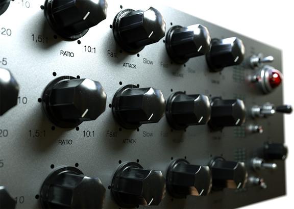 Acustica Audio Titanium