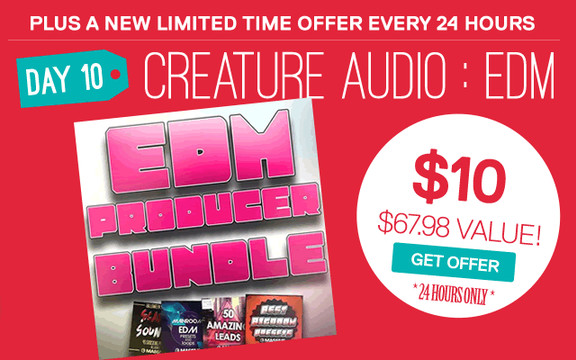 Creature Audio Bundle