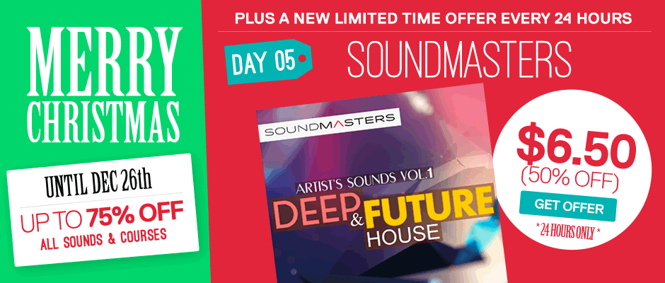 Sound Masters Deep & Future House