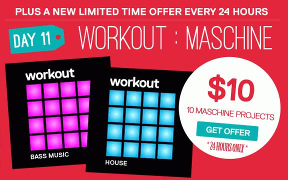 ADSR Workout Wonder Pack