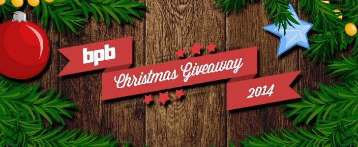 BPB Christmas Giveaway 2014