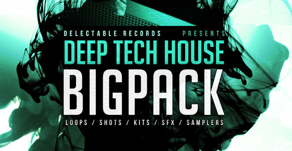 Delectable Deep Tech House Big Pack