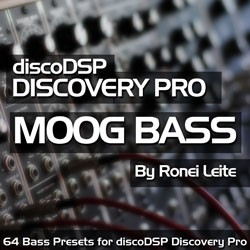 Moog Bass for Discovery Pro