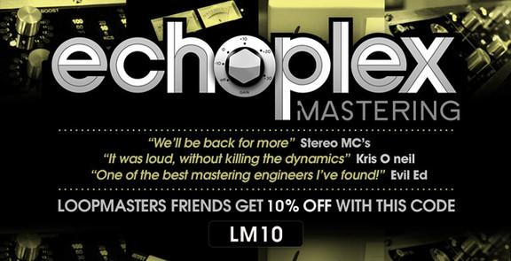 Echoplex Audio Mastering