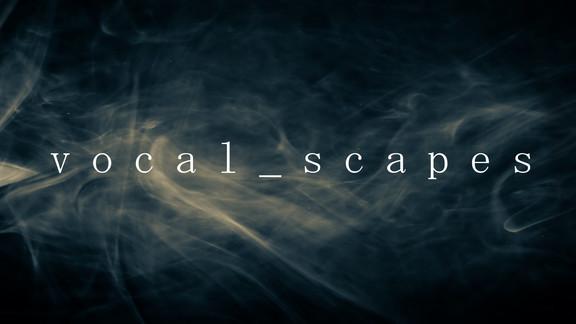 Forcesampling vocal_scapes