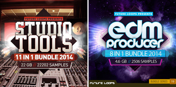 Future Loops Studio Tools & EDM Producer