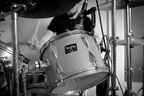 Judd Madden Drum Samples