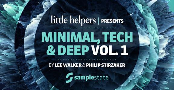 Little Helpers presets Minimal, Tech & Deep Vol. 1
