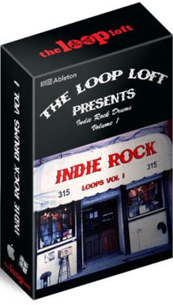The Loop Loft Indie Rock Drums Vol 1 for Ableton Live