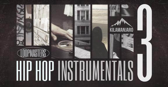Loopmasters Hip Hop Instrumentals 3
