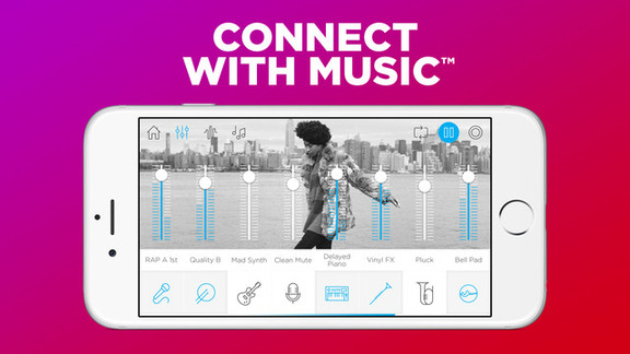 Magix Music Maker Jam iPhone