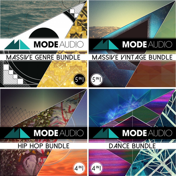 ModeAudio Bundle Packs