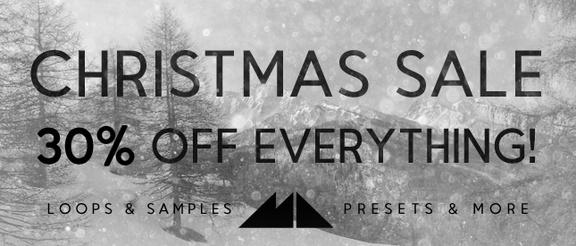 ModeAudio Christmas Sale