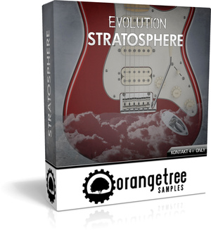 Evolution Electric Guitar - Stratosphere