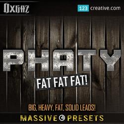 Oxgaz Phaty Massive Presets