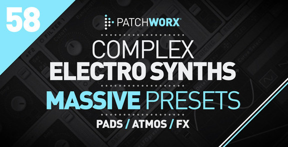 Loopmasters Complex Electro Synths Massive Presets