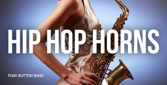 Push Button Bang Hip Hop Horns