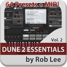 Rob Lee Music DUNE 2 Essentials Vol 2