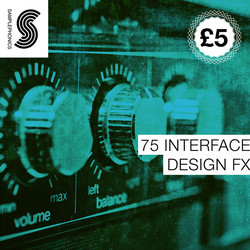 Samplephonics 75 Interface Design FX
