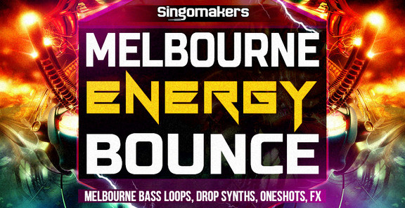 Singomakers Melbourne Energe Bounce