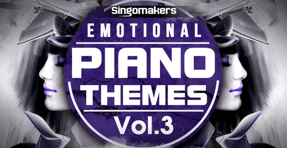 Singomakers Emotional Piano Themes Vol.3