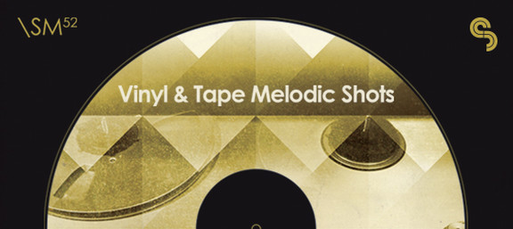 Sample Magic Vinyl & Tape Melodic Shots