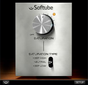 Softube Saturation Knob