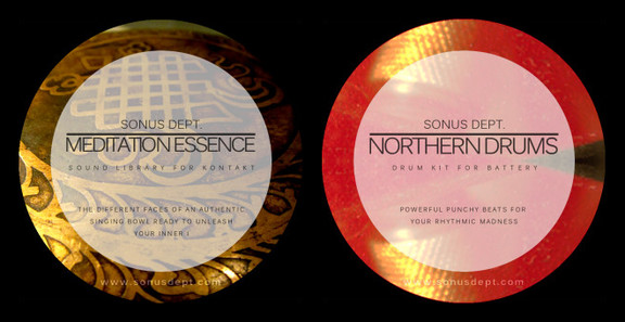 Sonus Dept. Meditation Essence & Northern Drums
